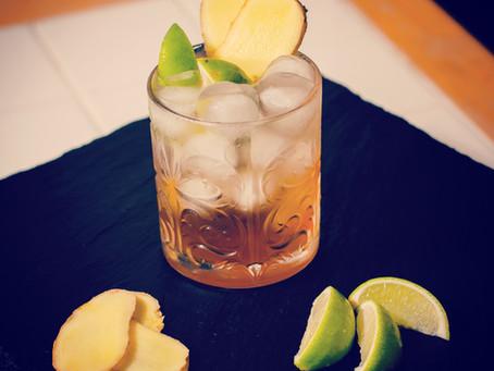 Sherry Spritz Recipe | Leaky Cauldron Cocktail | My Harry Potter Kitchen (Recipe #19)