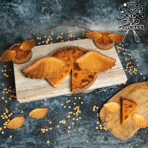 Golden Snitch Pumpkin Tart Recipe | My Harry Potter Kitchen III (Recipe 29)