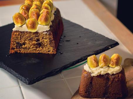 Mrs Figg's Chocolate Fig Cake Recipe | My Harry Potter Kitchen (Recipe #11)