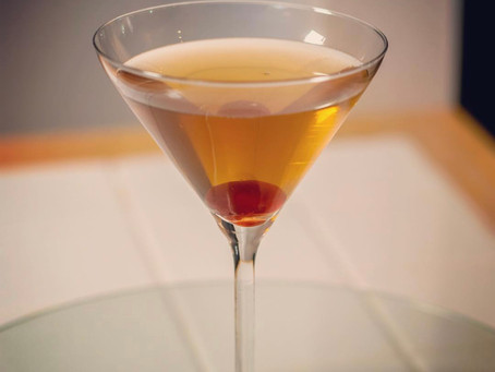 Uncle Vernon's Metropolitan Brandy Cocktail Recipe | My Harry Potter Kitchen (Recipe #10)