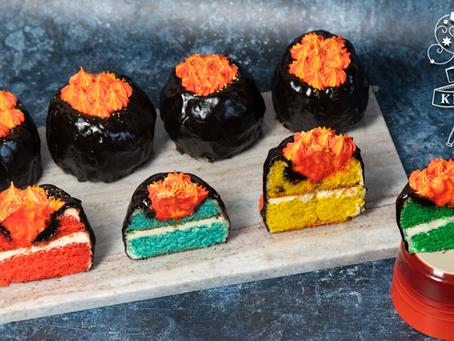 Sorting Hat Cauldron Cakes Recipe   My Harry Potter Kitchen III (Recipe 27)
