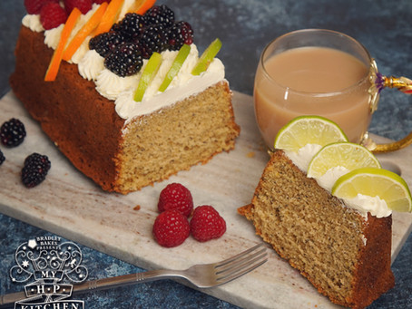 Aunt Petunia's Earl Grey Fruit Cake Recipe | My Harry Potter Kitchen III (Recipe 6)