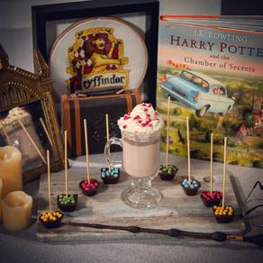 Magic Hot Chocolate Stirrer Recipe | My Harry Potter Kitchen II (Recipe #22)