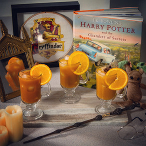 Harry Potter Pumpkin Juice Recipe | My Harry Potter Kitchen II (Recipe #24)