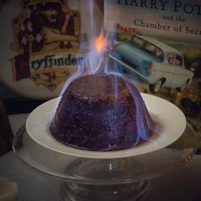 Ultimate Vegan Christmas Pudding Recipe | My Harry Potter Kitchen II (Recipe 48)