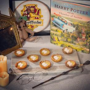 Homemade Pasteis de Nata (Portuguese Custard Tart) Recipe | My Harry Potter Kitchen II (Recipe #25)