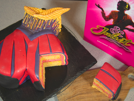 & Juliet Cake Recipe | Theatre Baking Challenge with Grace Mouat | #TasteOfTheatre