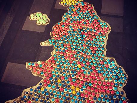 Live Baking the 2019 UK General Election Results | #BakeTheNews