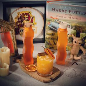 Homemade Firewhisky Recipe | My Harry Potter Kitchen II (Recipe 29)