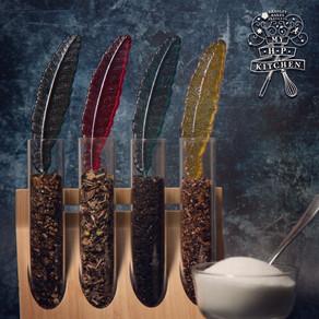 Honeydukes Sugar Quills Recipe | My Harry Potter Kitchen III (Recipe 25)