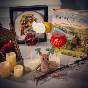 Quidditch Candy Apples | Harry Potter Toffee Apple Recipe | My Harry Potter Kitchen II (Recipe #17)
