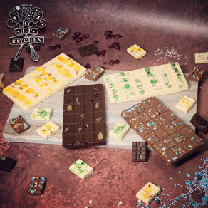 Hogwarts Chocolate Bars Recipe | My Harry Potter Kitchen III (Recipe 28)