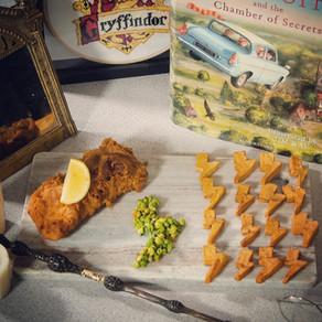 Homemade Fish & Chips Recipe | My Harry Potter Kitchen II (Recipe 33)