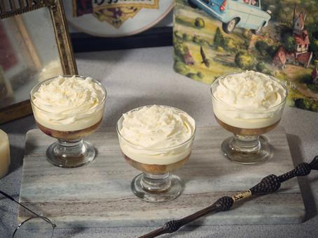 Petrified Clear Trifle Recipe | My Harry Potter Kitchen II (Recipe 50)