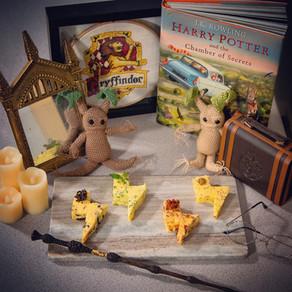 Hogwarts House Homemade Butter Recipe | My Harry Potter Kitchen II (Recipe #16)