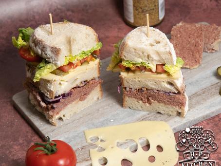 Ron's Corned Beef Sandwiches Recipe   My Harry Potter Kitchen III (Recipe 22)