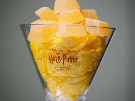 Harry Potter Sherbet Lemon Recipe | My Harry Potter Kitchen (Recipe #5)