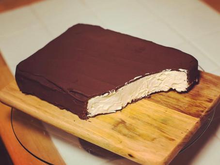 Giant Homemade Choc Ice Recipe | My Harry Potter Kitchen (Recipe #7)