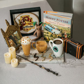 How to Roast Coffee at Home | My Harry Potter Kitchen II (Recipe #5)