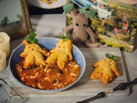 Harry Potter Mandrake Stew Recipe | My Harry Potter Kitchen II (Recipe 53)