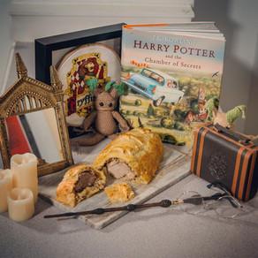 Roast Pork Wellington Recipe | My Harry Potter Kitchen II (Recipe #8)