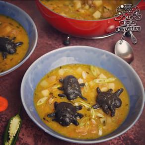 Harry Potter Beetle Soup Recipe | My Harry Potter Kitchen III (Recipe 2)
