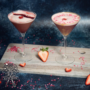 Love Potion French Martini Cocktail Recipe | My Harry Potter Kitchen III (Recipe 21)