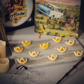 Chewy Sherbet Lemon Jelly Sweets Recipe | My Harry Potter Kitchen II (Recipe 44)