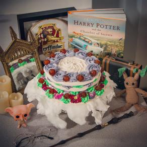 Aunt Petunia's Pudding Recipe | My Harry Potter Kitchen II (Recipe #7)