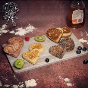 Hogwarts House Crumpet Recipe | My Harry Potter Kitchen III (Recipe 16)