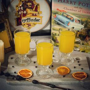 Harry Potter PepperUp Potion Recipe | My Harry Potter Kitchen II (Recipe 32)