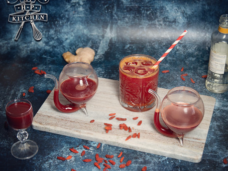 Rat Tonic Recipe   My Harry Potter Kitchen III (Recipe 19)