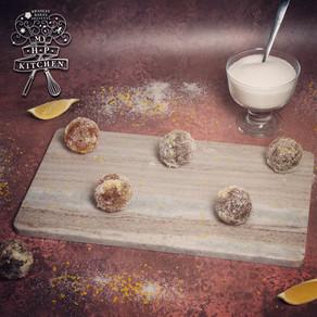 Honeydukes Sherbet Balls Recipe | My Harry Potter Kitchen III (Recipe 26)