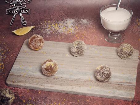 Honeydukes Sherbet Balls Recipe   My Harry Potter Kitchen III (Recipe 26)