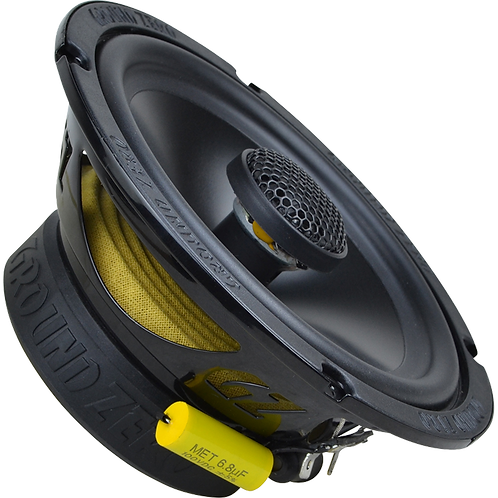 "Ground Zero 165 mm / 6.5"" 2-Way Coaxial Speaker System"