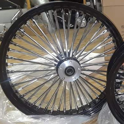 ULTIMA 21×3.5 DUAL DISC KING SPOKE FRONT WHEEL