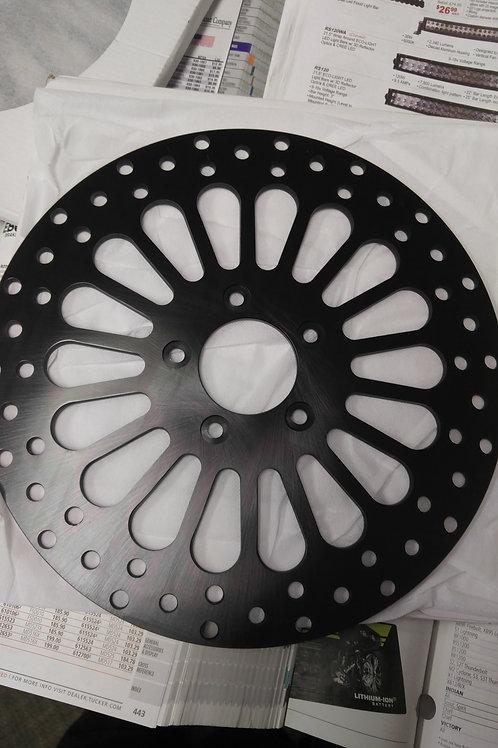 11.8 Black Spoker Rotor