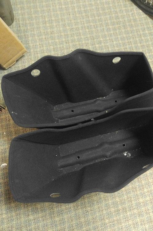 97-13 Harley Davidson OEM saddle bag liners