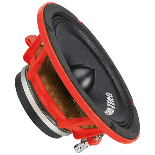 """Ground Zero 165 mm / 6.5"""" High Power Midrange Speaker w/Neodymium Motor"""