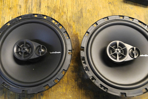 Rockford Fosgate Prime 6.5s 90 watts