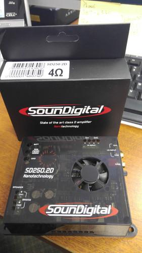 Soundigital 250 2 Nano 4 ohm