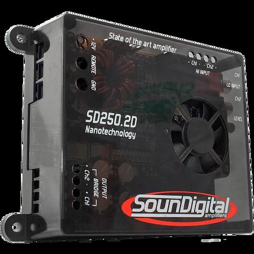 SounDigital Nano Series 2-Channel Amplifier