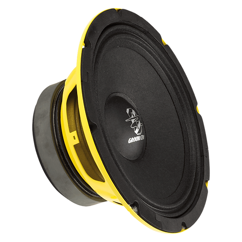 "Ground Zero 200mm / 8"" Kick / Midwoofer 300 W Max - 4 Ohm - 93dB"