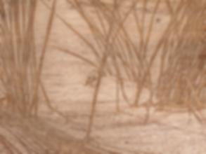 木を彫ったパネルの画像