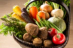 菱屋の野菜写真