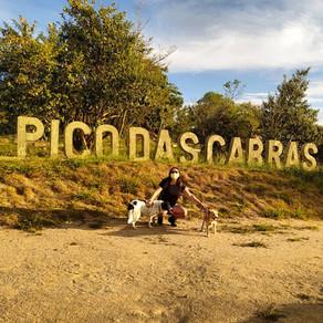 Um passeio interestrelar no Pico das Cabras