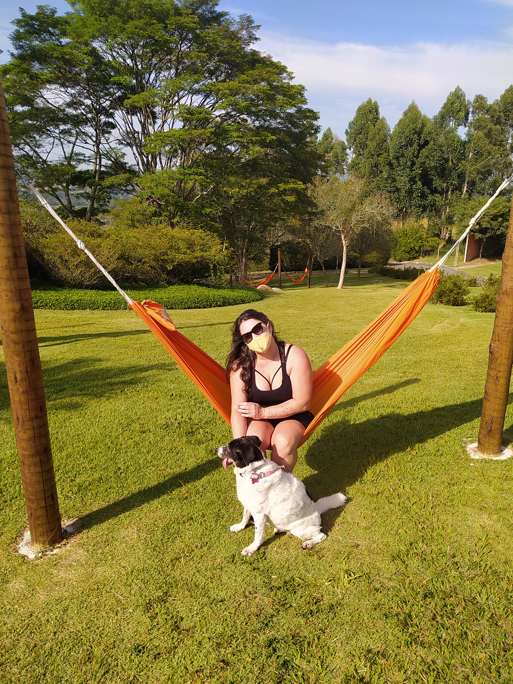 viagem com cachorro, pet viajante, pet friendly, hotel villa rossa, sharlene
