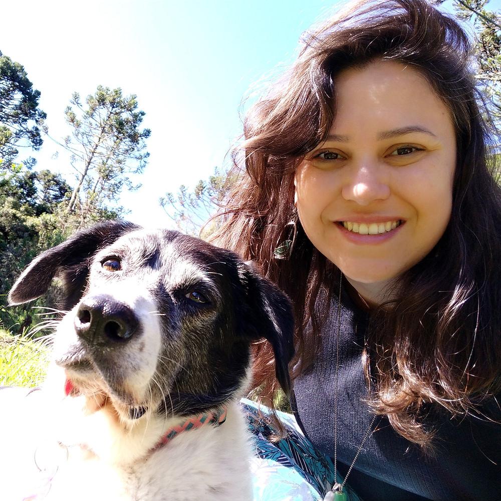 trilha com cachorro, viajar com pet