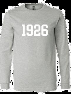 1926 Long Sleeve Tee