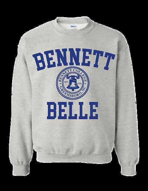 Bennett Belle Logo Crewneck